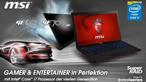 MSI-Notebooks