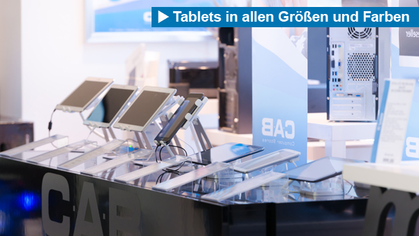 Unsere Tablet-Auswahl