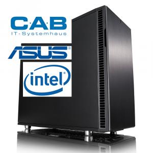 "CAB-PC ""CAD-ULTRA 2018"" -  Intel i9, 64 GB RAM, SSD + HDD , 16 GB Quadro P5000"